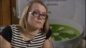 Bild på Mari Jääskeläinen, livsmedelsexpert