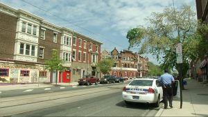 Mantua är en av de mest ökända stadsdelarna i Philadelphia
