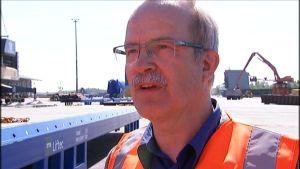 Johan Lidsle, specialsakkunnig på Vasa stad
