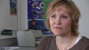 Janiina Mieronkoski, Verksamhetshandledare för Brottsofferjourens serviceställen i Borgånejden och västra Nyland