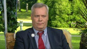 Finlands nya finansminister