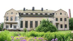 Byggnad i Östanåparken