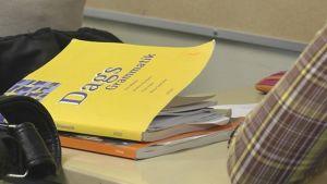 En bok i svensk grammatik