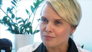 tutkijalääkäri Terhi Piltonen