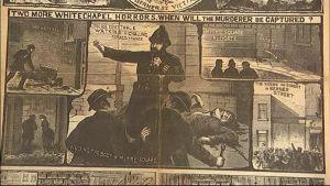 Seriemördaren Jack the Ripper spred skräck i London under 1800-talets slut.