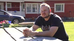 Emil Wiberg är privatföretagare och infödd barösundsbo