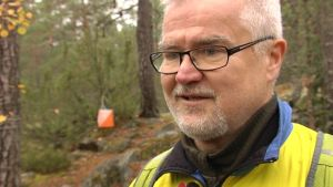 Kaj-Olof Lindgren har hållit i Kadaverloppet sedan starten 1978