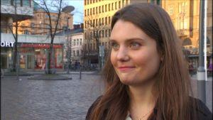Patricia Strandin, verksamhetsledare på Vasa Affärscentrum.