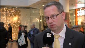 Åbos stadsdirektör Aleksi Randell