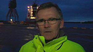 Umeå hamns vd Curt Kristoffersson går i pension vid årsskiftet.