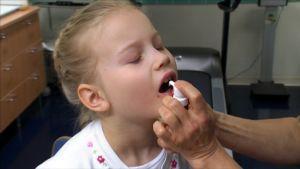 koivuallergian liuossiedätys