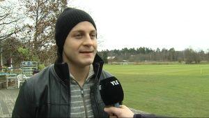 Daniel Sjölund, hösten 2009