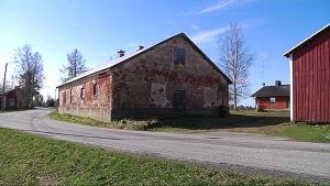 Fähus på Rasmusbacken i Såka, Karleby