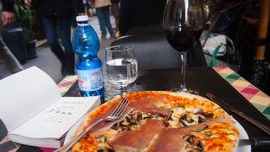 Kärlek och relationer I Italien, som är Frejas nya land