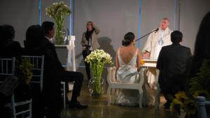 Kärlek och relationer i Chile, som är Katarinas nya land