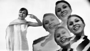 Inga Sulin esiintyy ohjelmassa Inga 1967.