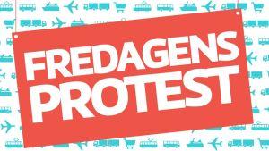 Strejk på fredag