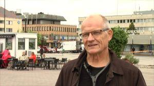 Stadsplaneringschef Eero Löytynen