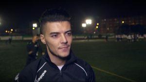 Fotbollstränaren som hämtade Ossamah till Madrid