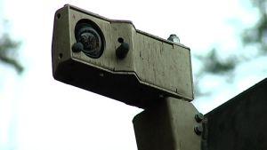 På Protolabs nya pansarfordon finns kameror istället för sidospeglar.