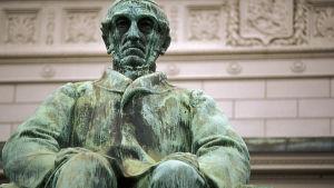 Snellmans staty