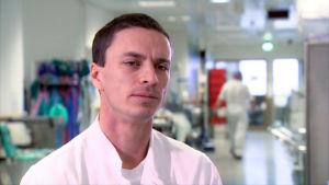 Erikoislääkäri, dosentti Daniel Gordin