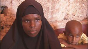 Mariam Hassan har flytt från jemen tillbaka till sitt hemalnd somalia