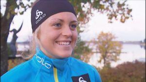 Maria Grundvall, skidåkare