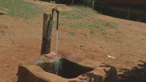 Kapnasun alakoulun vesipiste Keniassa Meibekin alueella