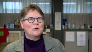 Rektor Helena Van Driessche