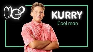 Kurry: Cool man