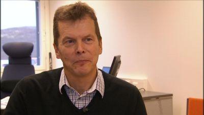 Stormossens vd Leif Åkers.