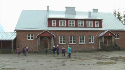 Södra Paipis skola i Sibbo