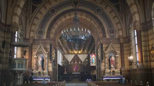 Stockholms katolska domkyrka
