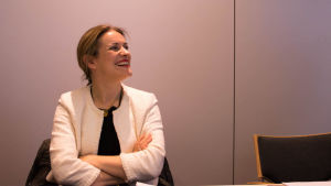 Skottland MEP Catherine Stihler