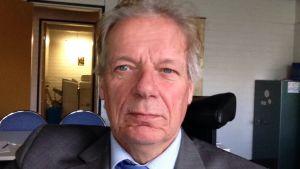 Johan Söderberg, direktör för samkommunen för yrkesutbildning i Östra Nyland
