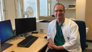 Peter Klemets är infektionsläkare vid Borgå sjukhus.