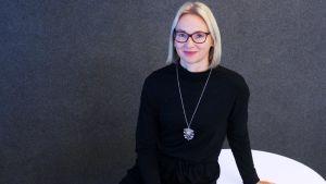 Bild på Sari Hanhinen, ledande effektivitetsrevisor Statens revisionsverk