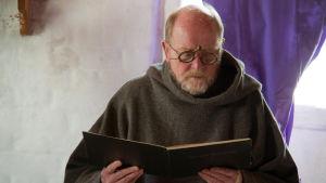 Gregoriaanimunkki laulaa