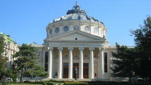 Konsertsalen Athenaeum i Bukarest