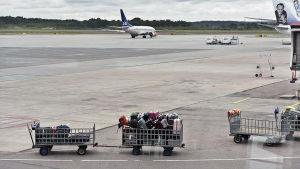 ebolamisstanke på Arlanda