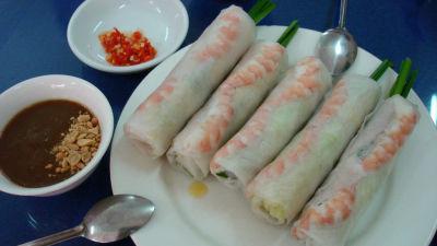 Goi cuon, vietnamesiska sommarrullar