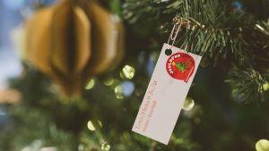 Julklappsinsamling i Åbo