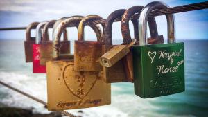 Kärlek och relationer i Australien, som är Ingrids nya land