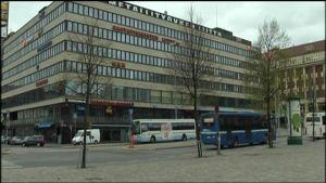 Finlands Fackförbunds Centralorganisation kontor i Helsingfors