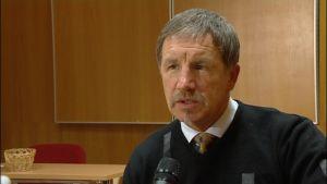 Stuart Baxter, förbundskapten