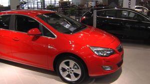 Ny bil till salu