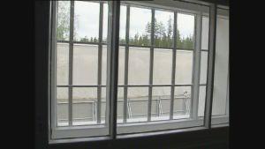 Cell i fängelset i Kervo