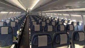 6 000 Finnair-passagerare har drabbats i dag.