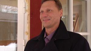 Bengt Vinberg, kedjedirektör för Varuboden